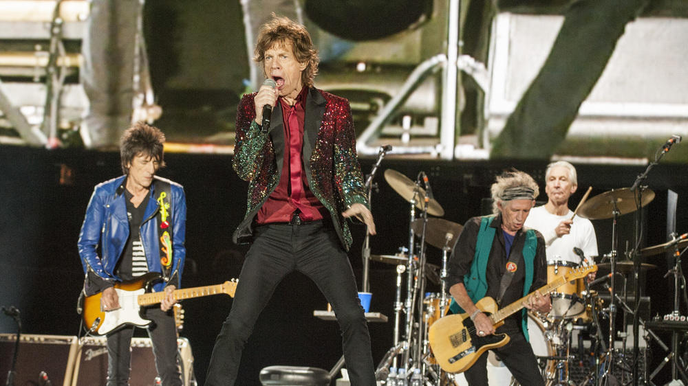 Keith Richards: Rolling Stones planen neues Album