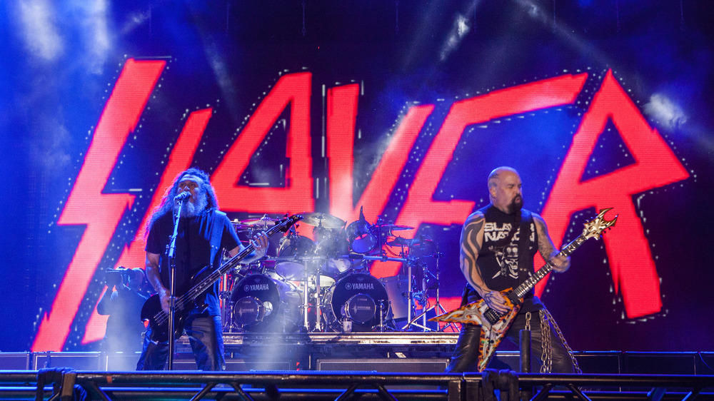 Metal 3.0: Slayer rocken die Chartspitze