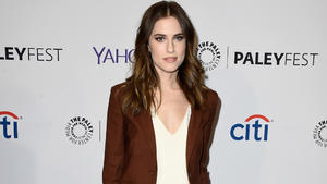 Allison Williams sagt Ja!