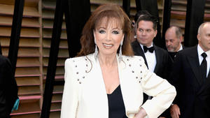 Jackie Collins: Große Trauer in Hollywood
