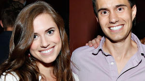 So war Allison Williams' Hochzeit