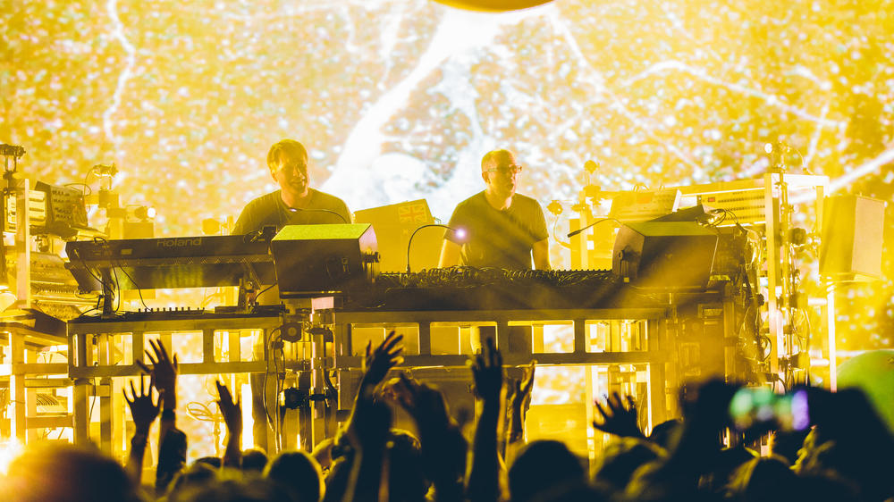 The Chemical Brothers: Ein bunter Trip ohne Drogen