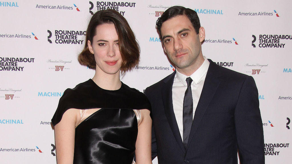 Rebecca Hall feiert Happy End in New York