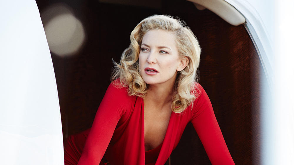 Kate Hudson wird zur sexy Lady in Red