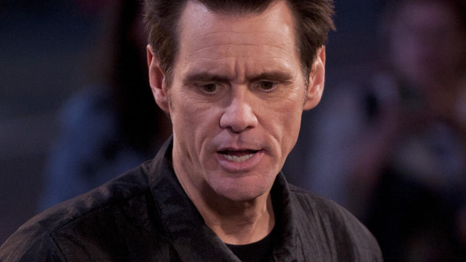 Hollywoodstar Jim Carrey