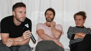 Take That im VIP.de-Interview