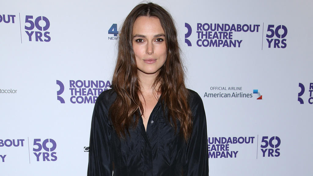 Keira Knightley muss Broadway-Show canceln