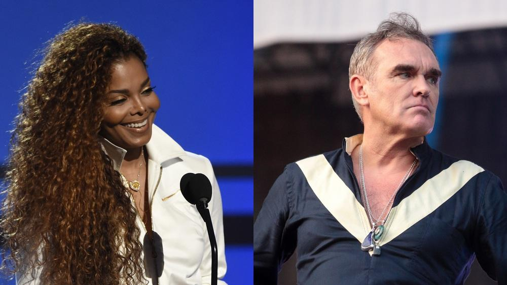 Rock and Roll Hall of Fame: Janet Jackson und Smiths nominiert