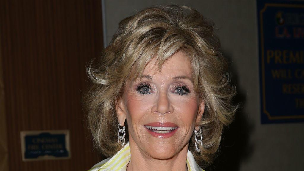 Jane Fonda badete nackt mit Michael Jackson