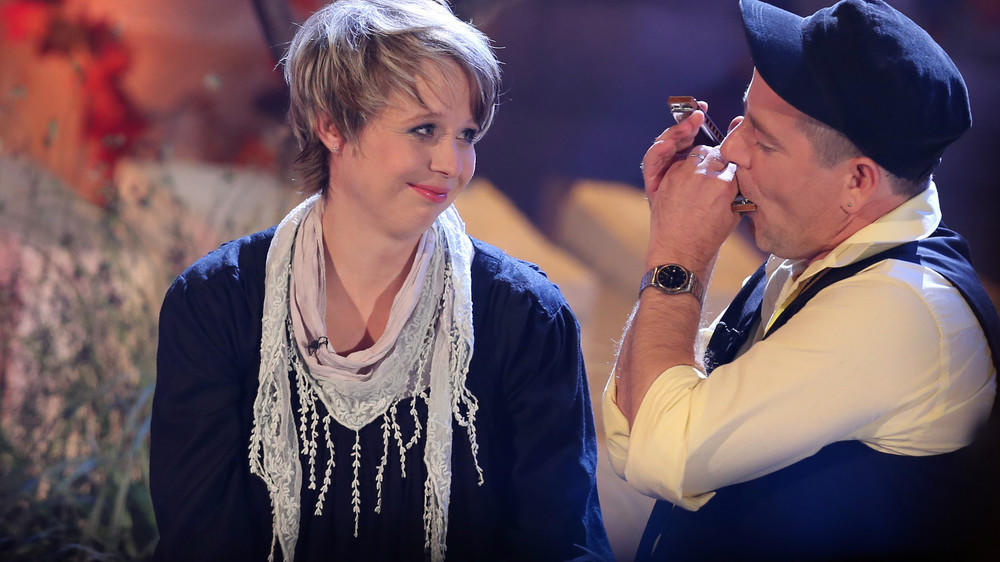 """Supertalent""-Gewinner Michael Hirte hat geheiratet"