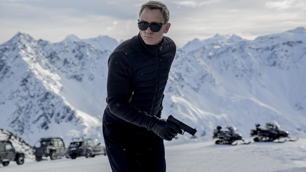 'James Bond 007 - Spectre' ist da!