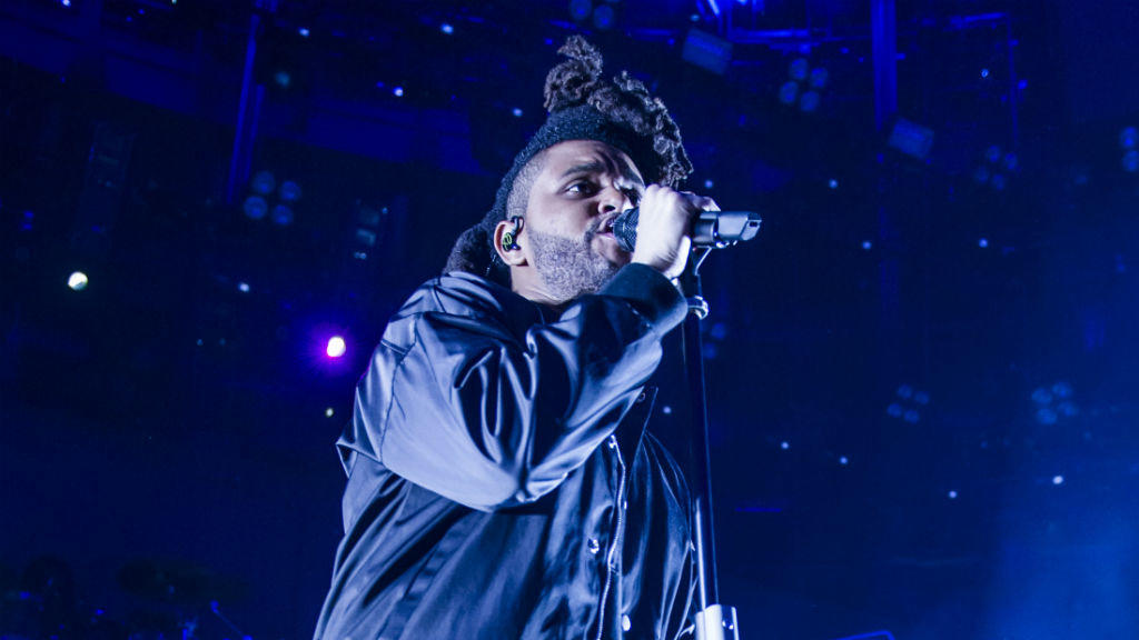 The Weeknd: Taylor Swift streichelte mein Haar