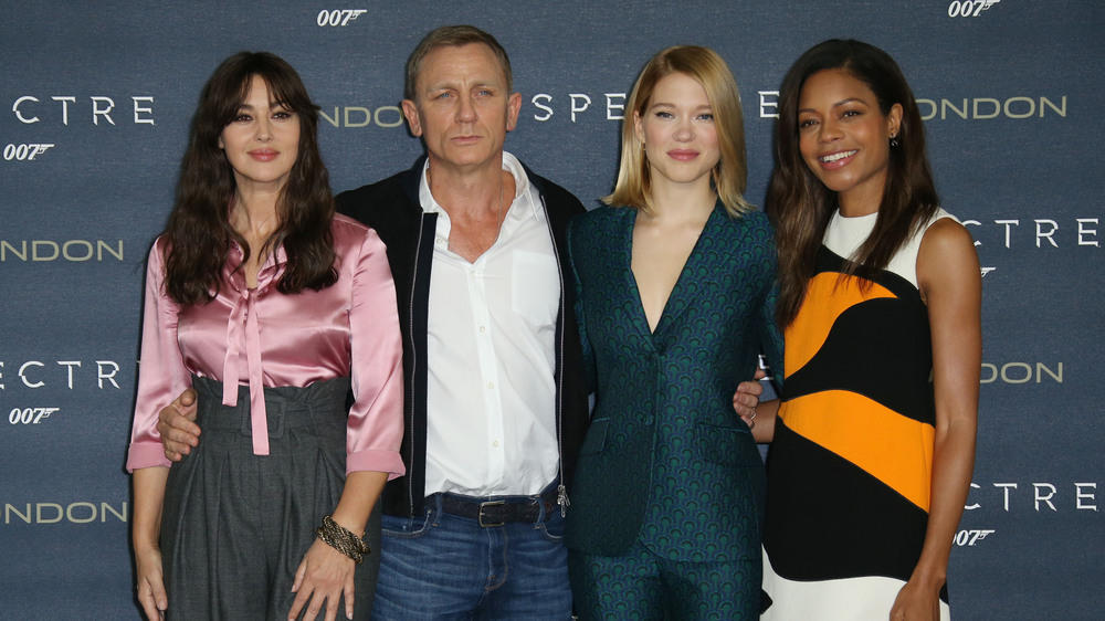"""Spectre""-Premiere in London: James Bond feiert mit William und Kate"