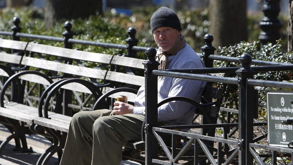 Obdachlos in New York: Richard Gere klärt auf