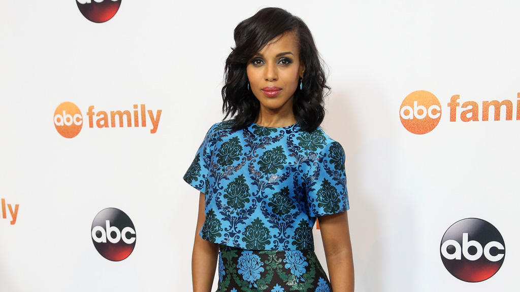 Kerry Washington: Dank 'Scandal' erwachsen