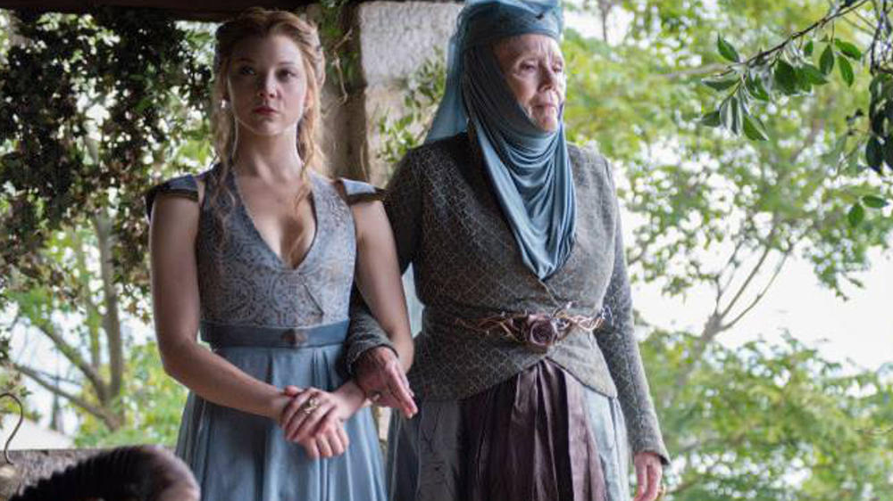 """Game of Thrones"": Showdown zwischen Olenna Tyrell und Cersei"