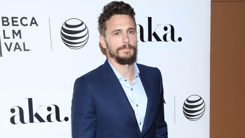 James Franco landet Plattenvertrag