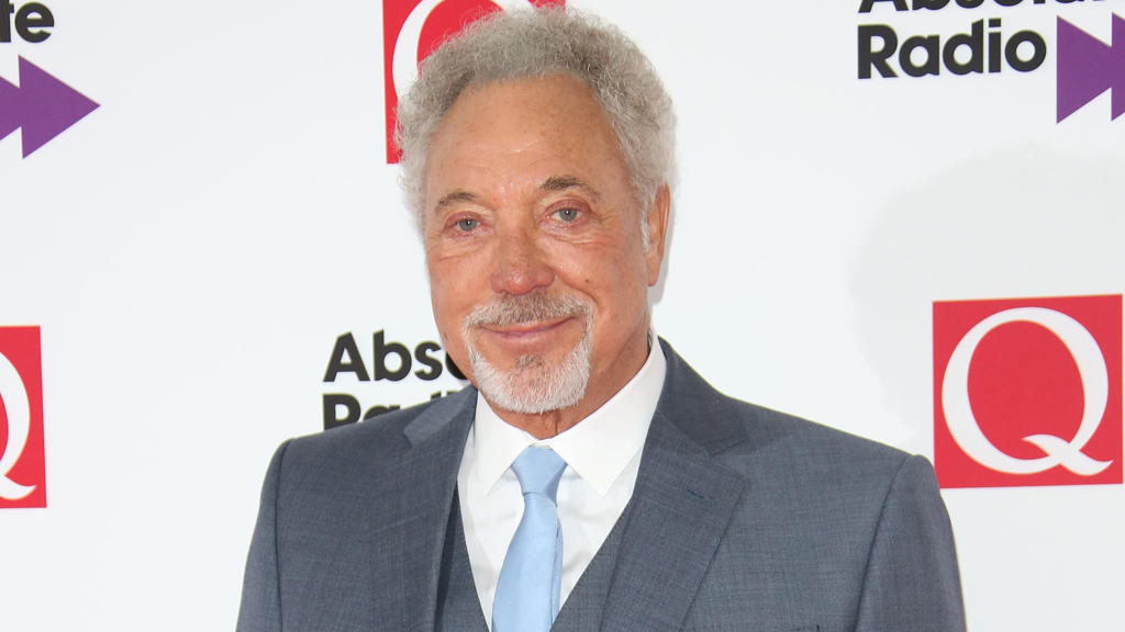 Tom Jones ist ruhig geworden