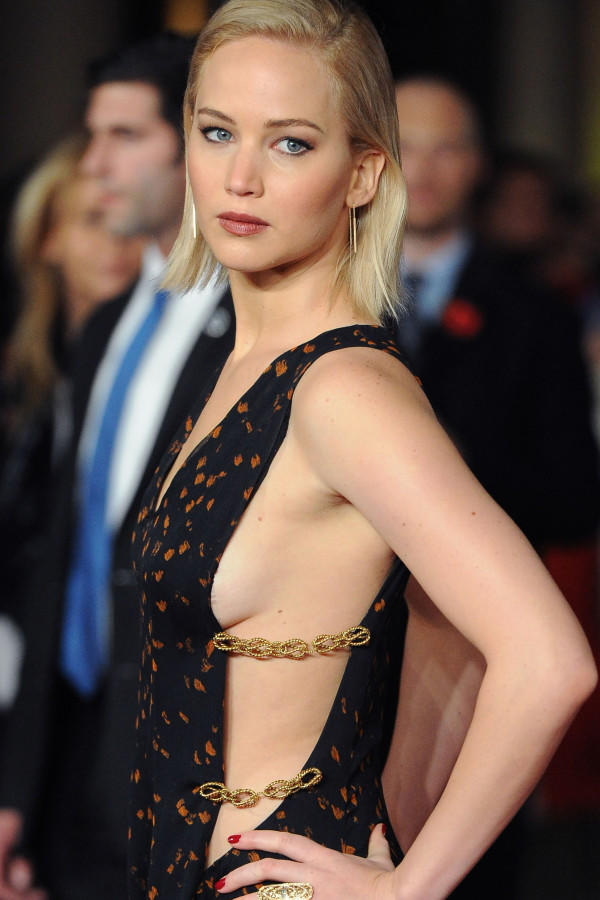 Jennifer Lawrence: So viel Haut zeigt sie in London