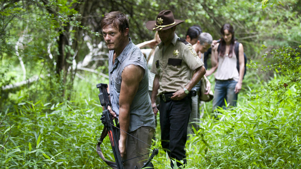 "Norman Reedus' schönster Moment bei ""The Walking Dead"""