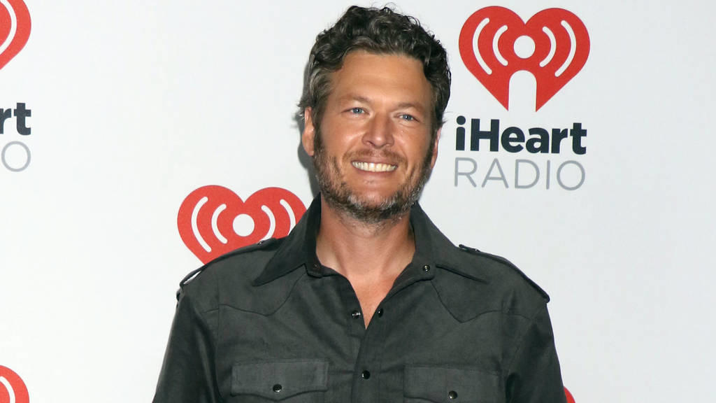 Blake Shelton präsentiert Kids' Choice Awards