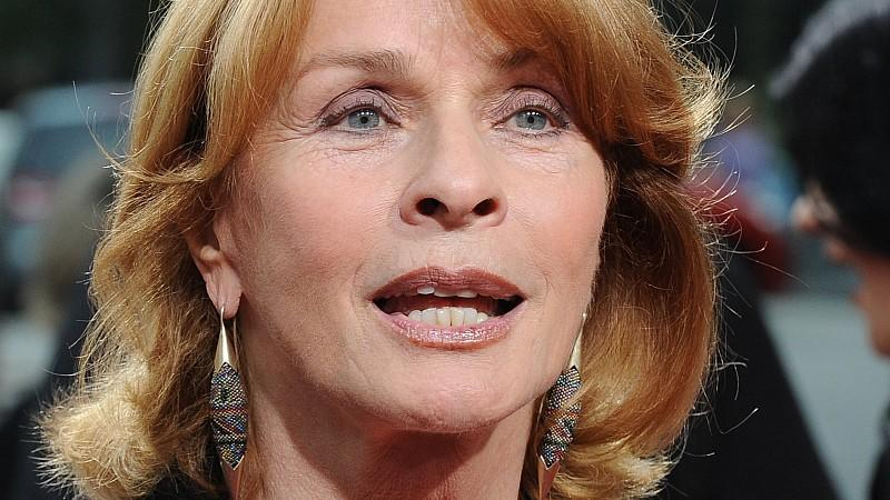 Michael Douglas war in Senta Berger verliebt