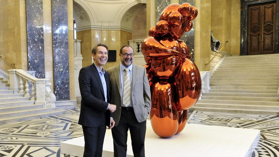 Jeff Koons Balloon Dog Balloon Venus