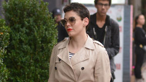 Rose McGowan findet Hollywood sexistisch