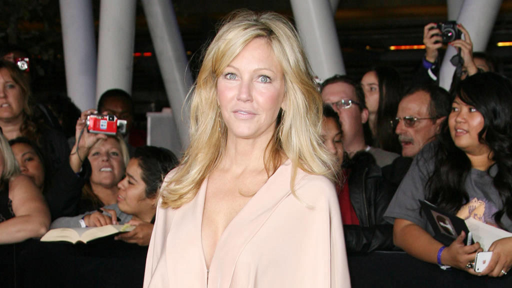 Heather Locklear betet für Charlie Sheen