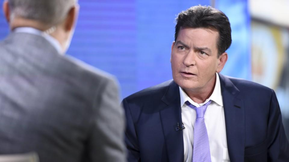Charlie Sheen gibt Enthüllungs-Interview im TV
