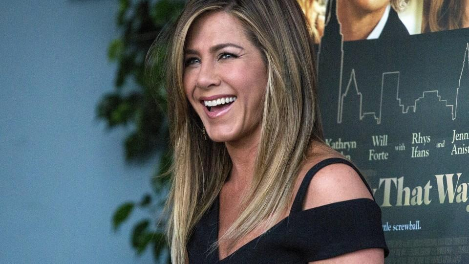 Jennifer Aniston bei 'She's Funny That Way'-Premiere