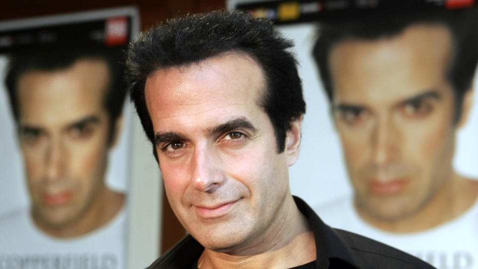 Der Magier David Copperfield