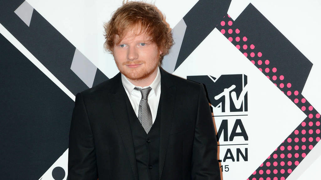 Ed Sheeran: Stars sind privat ganz normal