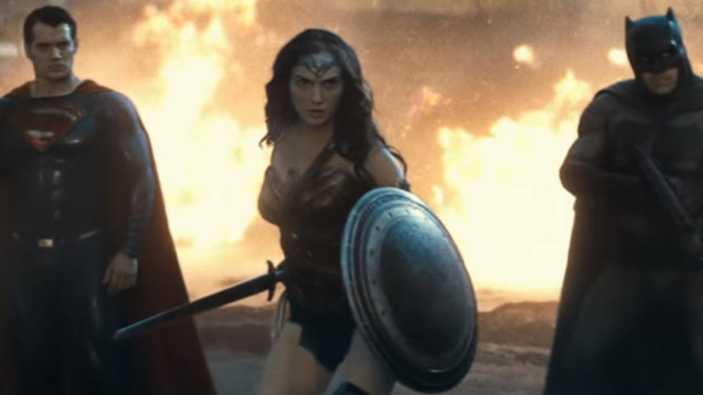 Neuer Trailer: Batman, Superman und Wonder Woman vereint