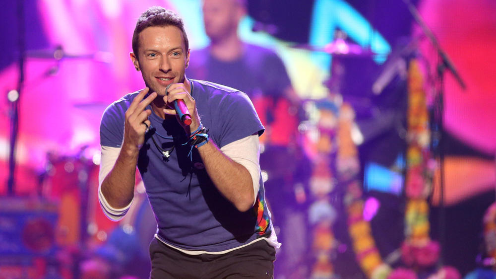 "Coldplay treten bei ""The Voice of Germany"" auf"