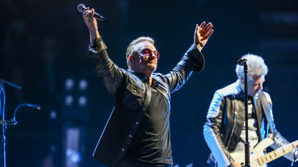 U2: Paris-Auftritt vorerst ohne Eagles of Death Metal