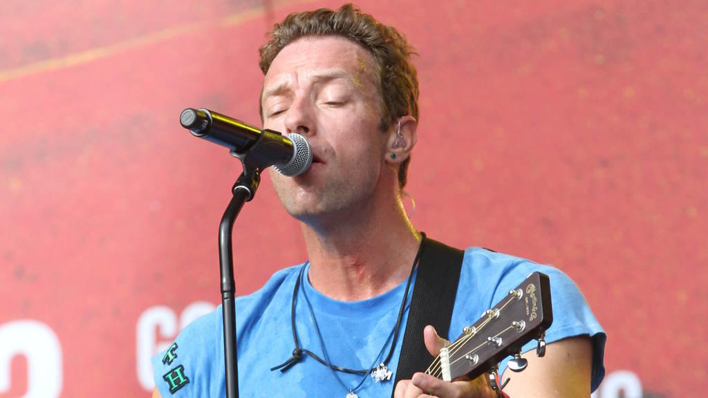 Chris Martin hat kein Problem mit Coldplay-Hassern