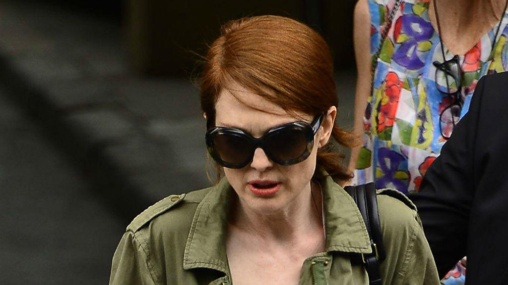 Julianne Moore & Co. fordern Waffenverbot in den USA