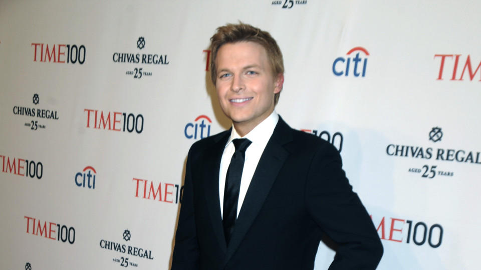 Journalist Ronan Farrow