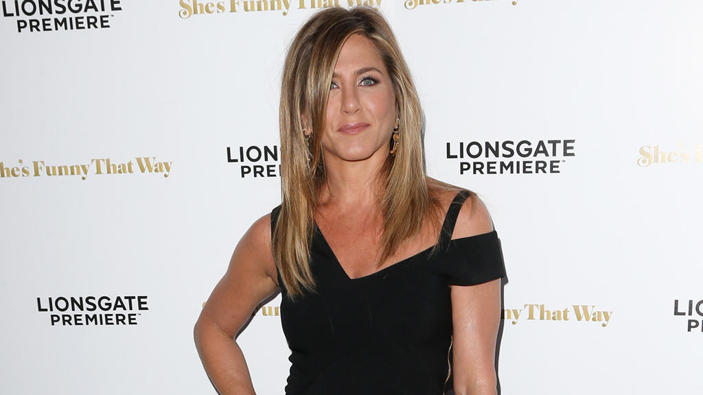Jennifer Aniston will Courteney und Johnny helfen