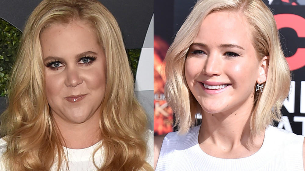 Jennifer Lawrence und Amy Schumer: Im Partnerlook zu Golden Globes?