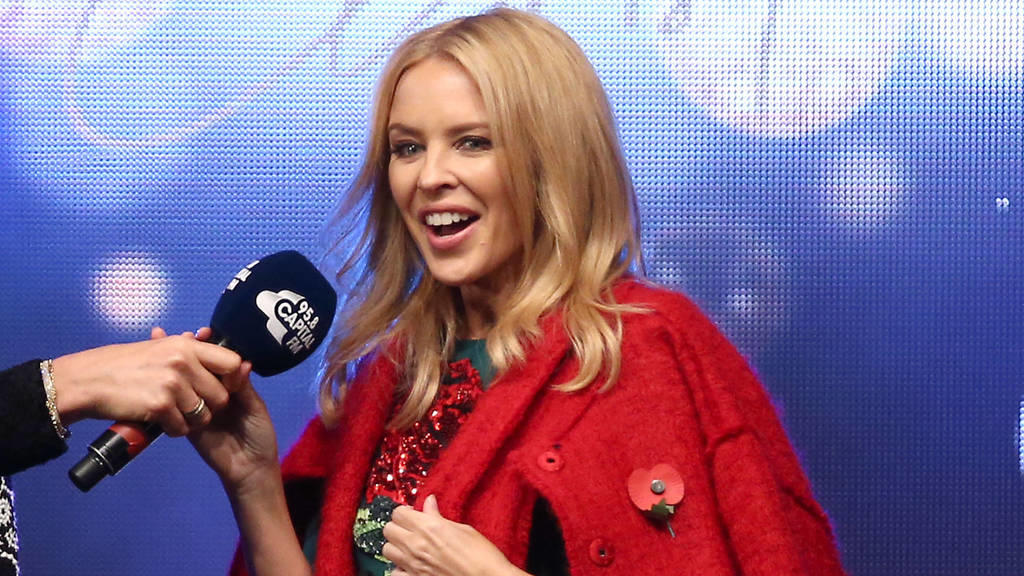 Kylie Minogue: Emotionaler Radioauftritt