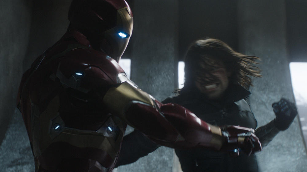 """Captain America: Civil War"": Neuer Trailer mit Fokus auf Iron Man"