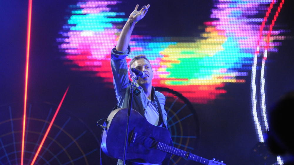 """The Voice of Germany"": Finale mit Coldplay und Cro"