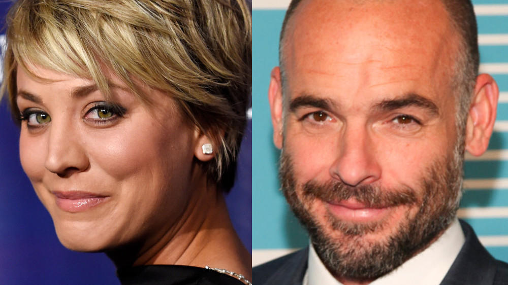 Neues Liebesglück? Kaley Cuoco turtelt mit TV-Star Paul Blackthorne