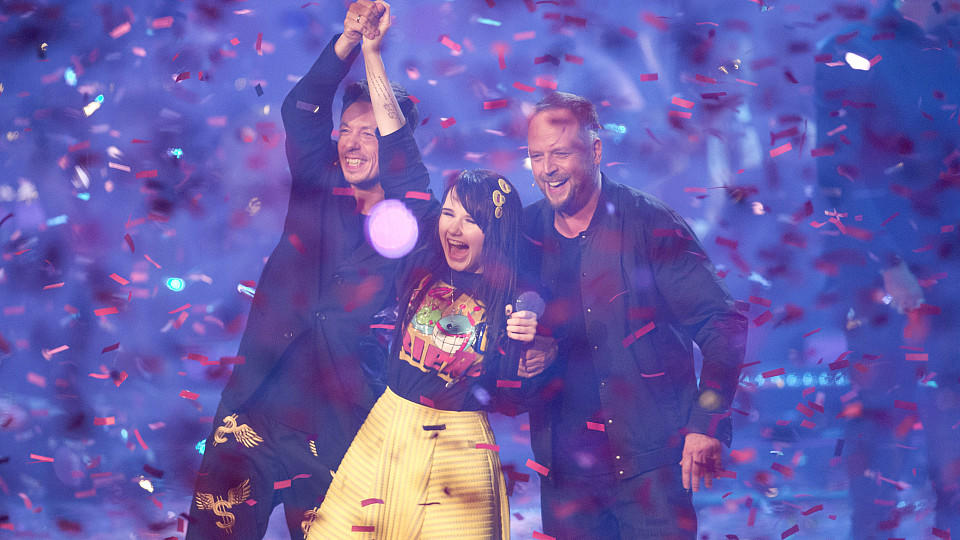 'The Voice of Germany': Jamie-Lee Kriewitz singt sich zum Titel