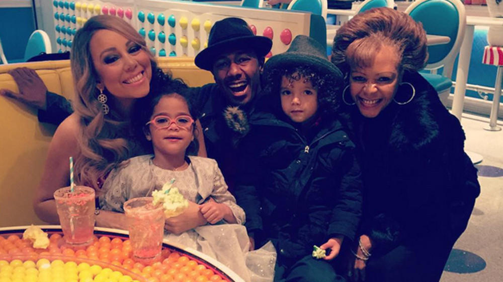 Mariah Carey: Reunion mit Nick Cannon