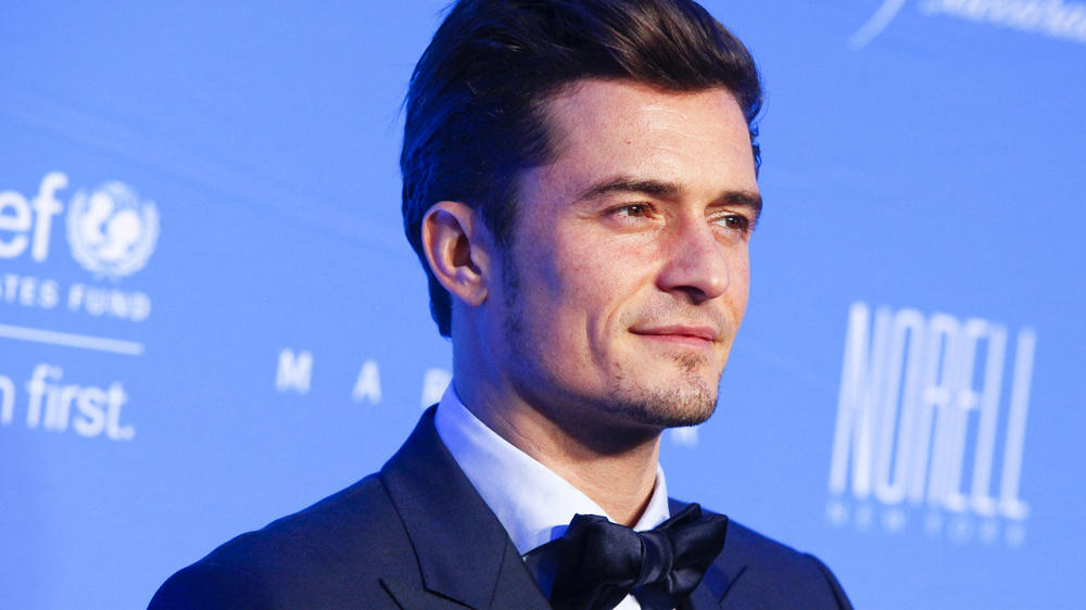 Orlando Bloom hat Ärger in Indien