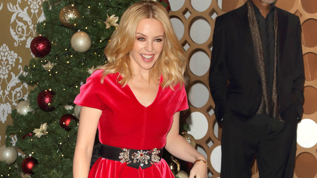 Kylie Minogue will mit Coldplay performen