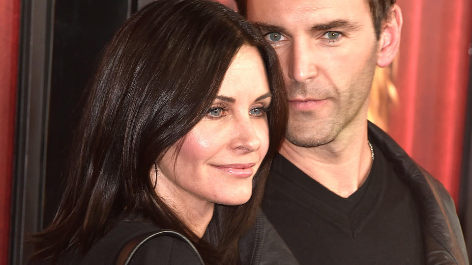 Courteney Cox: Liebes-Comeback mit Johnny McDaid?